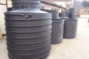 Plasticni rezervoari za kisnicu